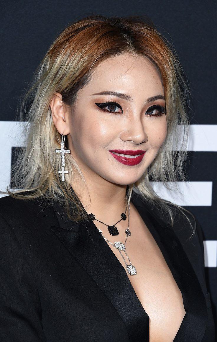 Lee Chae-rin aka CL