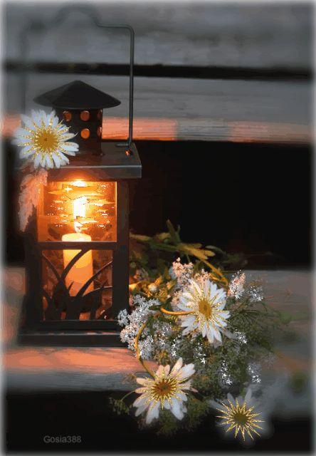 Lantern | Lanterne | CANDLES FIREPLACES/FLICKERING GIFS