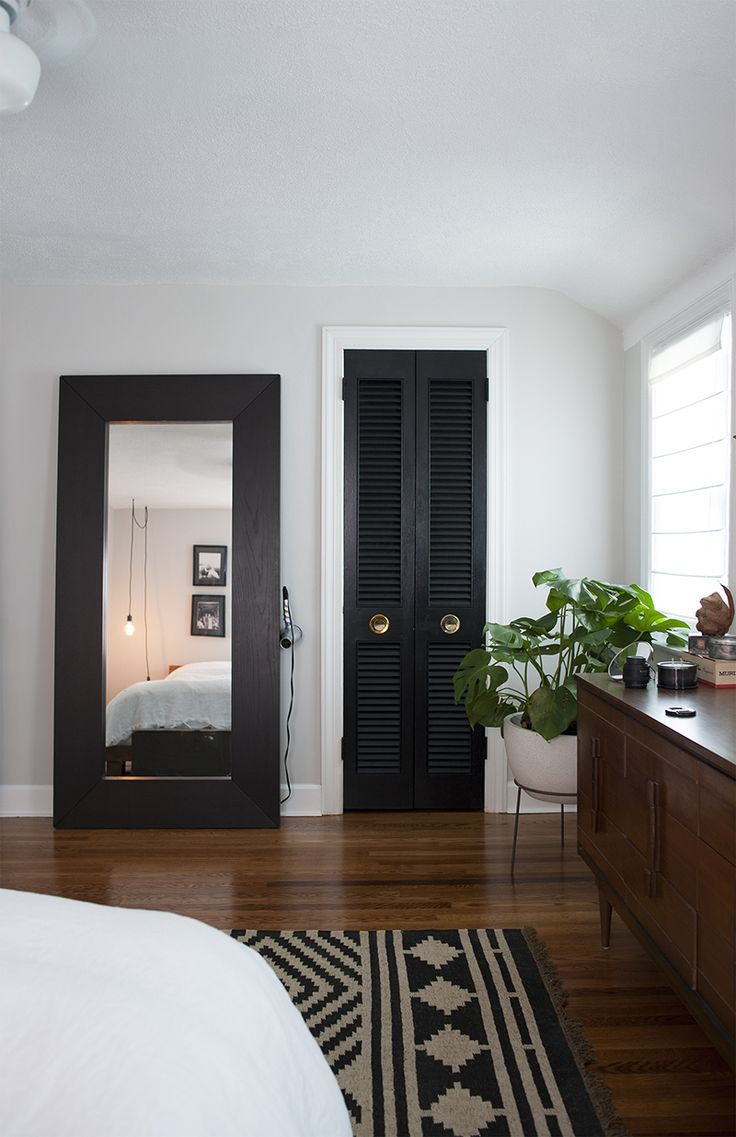 Black Accordion Doors : Best ideas about black interior doors on pinterest