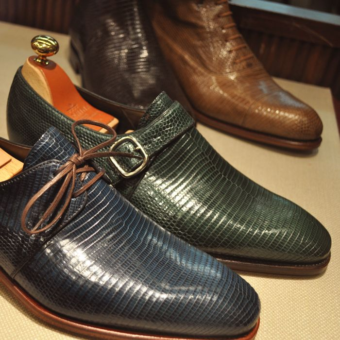 Pantofi cu multă personalitate!