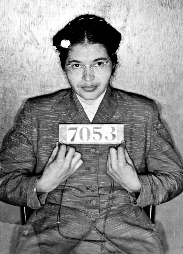 Rosa Parks: 60th anniversary of a historic day in Alabama – in pictures