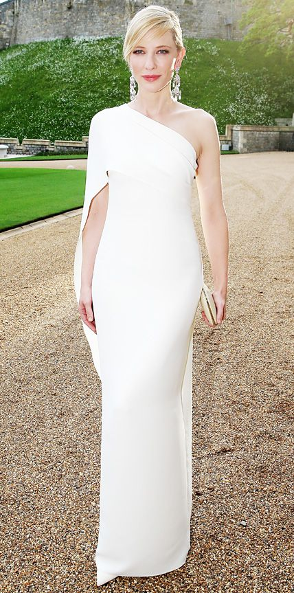 Cate Blanchett in Ralph Lauren Collection. #LOTD