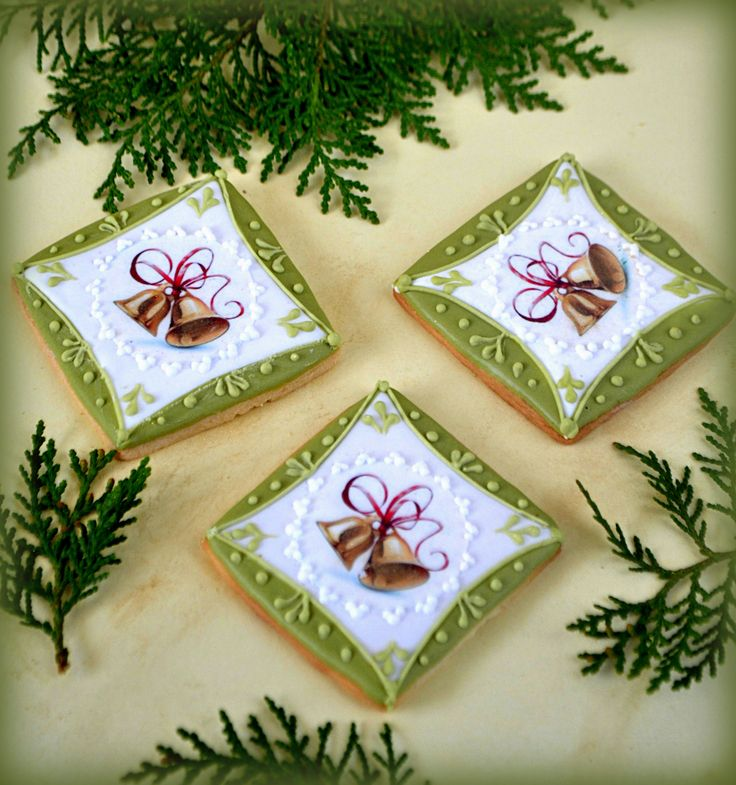 christmas cookies - Vintage style