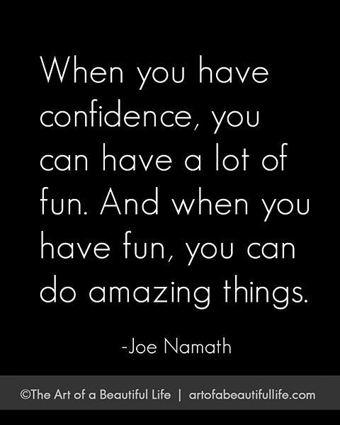 quotes about confidence - photo #40