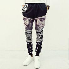 Mode homme Avatar rue ouest Hiphop Cashers Hot haute qualité homme pantalons de santé Casual Men Bandana hommes pantalons pantalons FreeX259(China (Mainland))