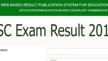 SSC Exam Result 2018 Bangladesh Education Board Exam