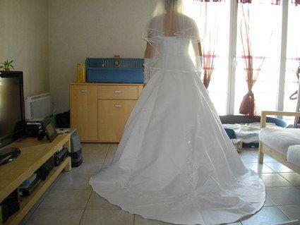 Robe de mariée T42/44 Tati Mariage 2009 doccasion  Robes de mariée ...