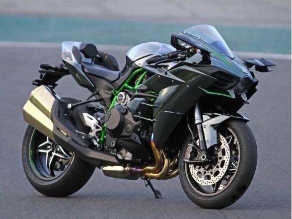 Teste: Kawasaki Ninja H2 é um avião sobre rodas - MOTO.com.br
