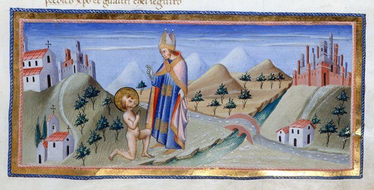 Renunciation of Francis - Dante Alighieri Title Divina Commedia Origin Italy, N. (Tuscany, Siena?) Date between 1444 and c. 1450 Language Italian http://www.bl.uk/catalogues/illuminatedmanuscripts/record.asp?MSID=6468&CollID=58&NStart=36