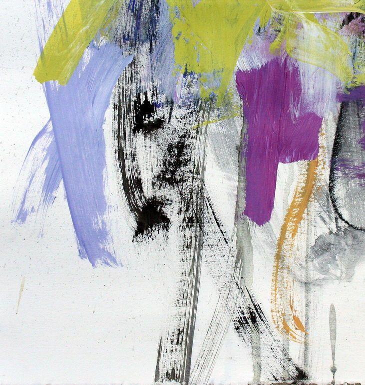 Saatchi Art Artist Julie Schumer Acrylic 2014
