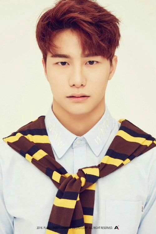 Name: Kang Seungsik (강승식)  Birthday: April 16th, 1995  Height: 180cm  Weight: 65kg Main Vocalist