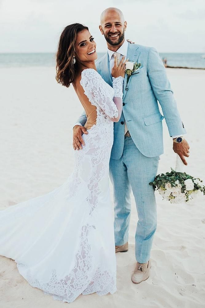 24 Men S Wedding Attire For Beach Celebration With Images