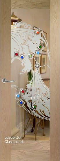 Pattern 10 door glass & 15 best Unglazed doors images on Pinterest   Unglazed doors ... pezcame.com