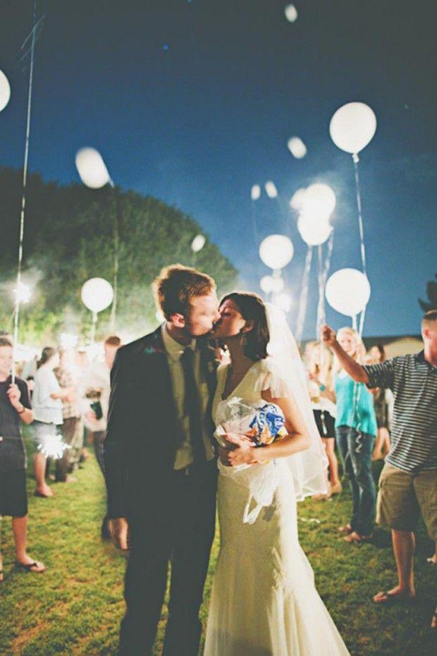 L'une d'entre vousm'a demandé hier une idée pour animer son mariage pendant la nuit car elle ne peut pas faire de lâcher de lanternes. Voici une petite idée de décoration ou d'animation : illuminer votre mariage avec des ballons leds. Qu'est-ce que c'est ? Il s'agit simplement de ballons de baudruche éclairés à l'intérieur par