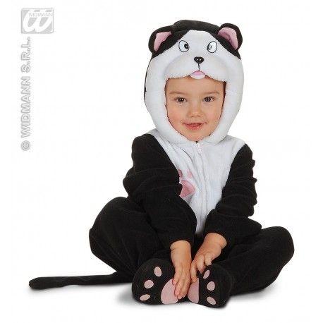Disfraz de Gatito para Bebé gato infantil