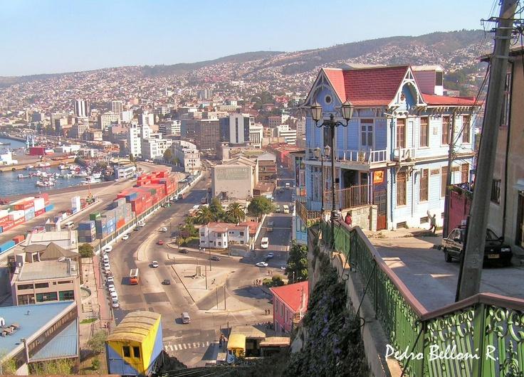 Valparaiso, Chile: Wish I lived here!!