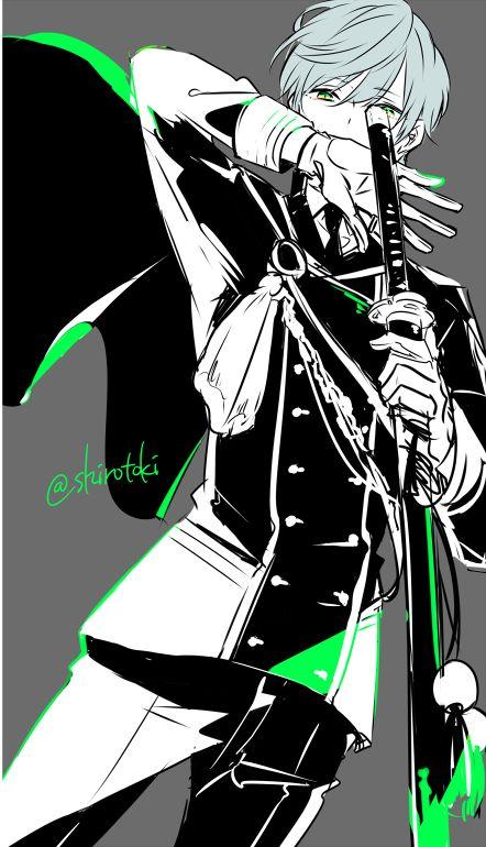 【刀剣乱舞】戦闘態勢にはいる一期一振【とある審神者】 : とうらぶ速報~刀剣乱舞まとめブログ~