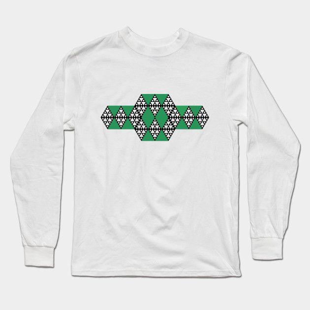 14ed0827b537 Triangle Symbol Green and Black #teepublic #teepublicshirt #mademesmile # triangle #green #black #graphictees design #geometricdesign #math #symbol #  ...