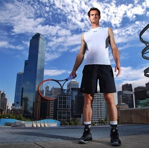 The outfit of Andy Murray for upcoming 2016 Australian Open has been unveiled. 28-year old Great Britain star will be wearing sleeveless round neck top wear for the first grand slam of the year. He'll be seen in navy blue or black color short. Check more: Australian Open 2016 outfits for all players The Andy ...