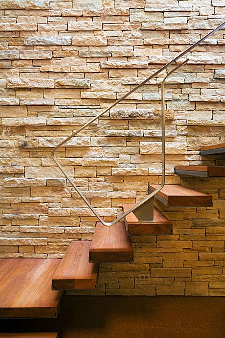 montauk house | stair + rail ~ biber architects