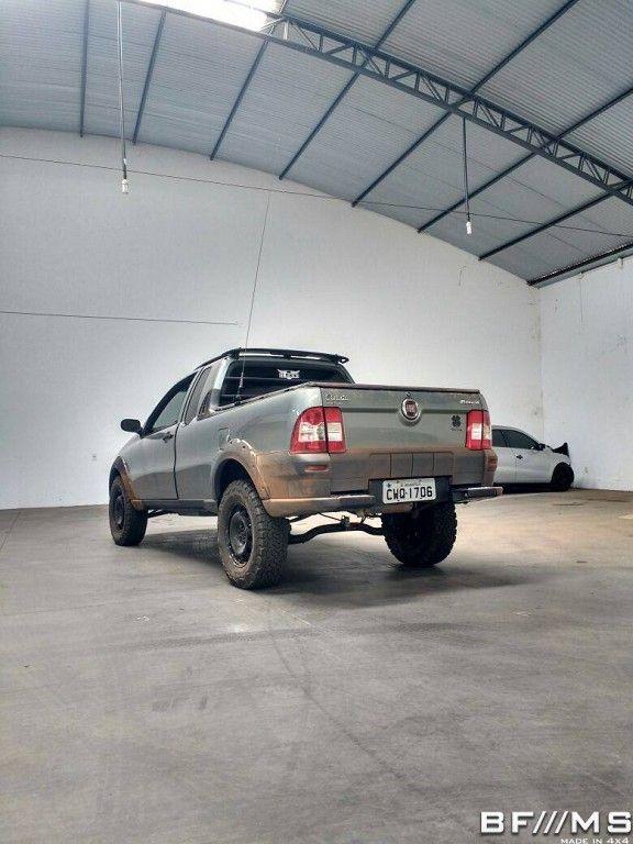 Fiat Strada | Brutas dos Leitores - BF///MS