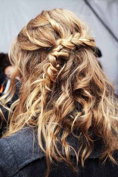 messy waves + braid