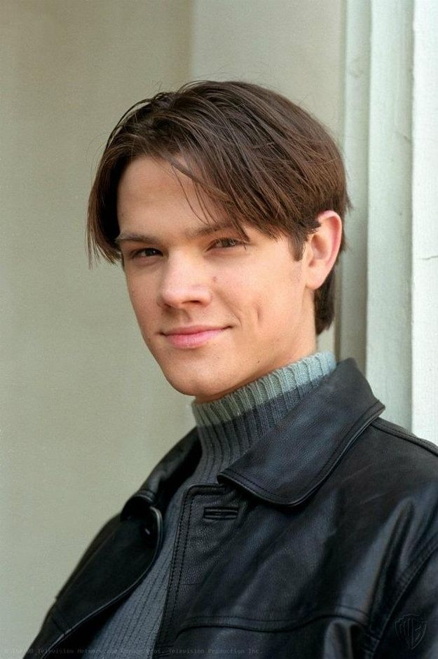 The Straight-Down-The-Middle. | The Evolution Of Jared PadaleckisHair