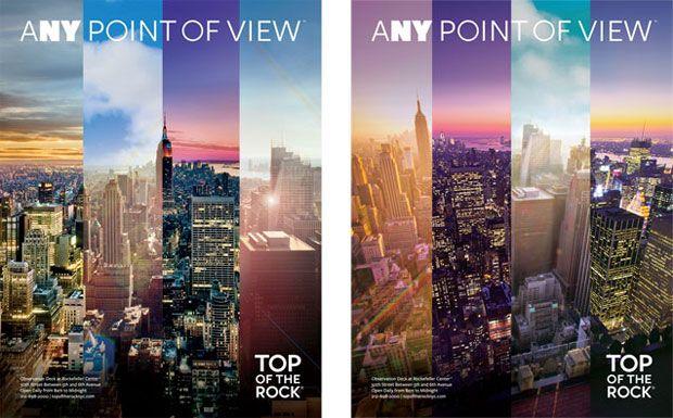 top of the rockLightbox Duo2, Beautiful Ads, Katy Henderson, Michael, Rockefeller Center, Google Search, Beautiful Campaigns, Rockefeller Centre, Rocks Observation