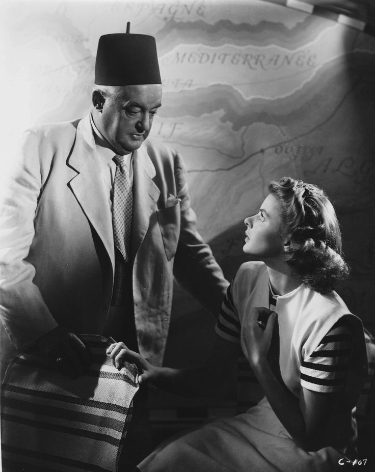 an analysis of the old classic noir film casablanca directed by michael curtiz in 1942 Director michael curtiz was long established in his hollywood career before film noir was labeled casablanca and other major films of michael curtiz.