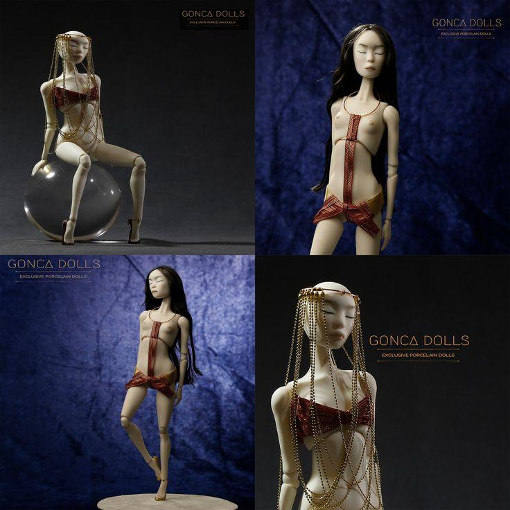 Sanatçı Gonca Dicle Akça Gonca'nın #porselen heykellerini Gallerymak.com ile keşfedin! Explore #artist Gonca Dicle Akca Gonca's #porcelain #sculptures via Gallerymak.com!  https://gallerymak.com/tr/sanatci/gonca-dicle-akca/301/  #gallerymak #sanat #ig_sanat #heykel #heykeltraş #sanateseri #atolye #artgallery #sculpture #contemporarysculpture #sculptor #artforsale #artcollector #contemporaryart #cagdassanat #instaart #art #arte #artstudio #atelier #craft #goncadolls #artcurator #sergi…