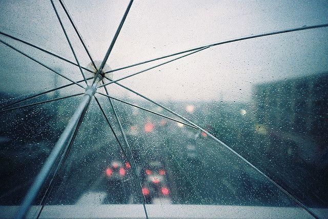 interesante aceste umbrele transparente