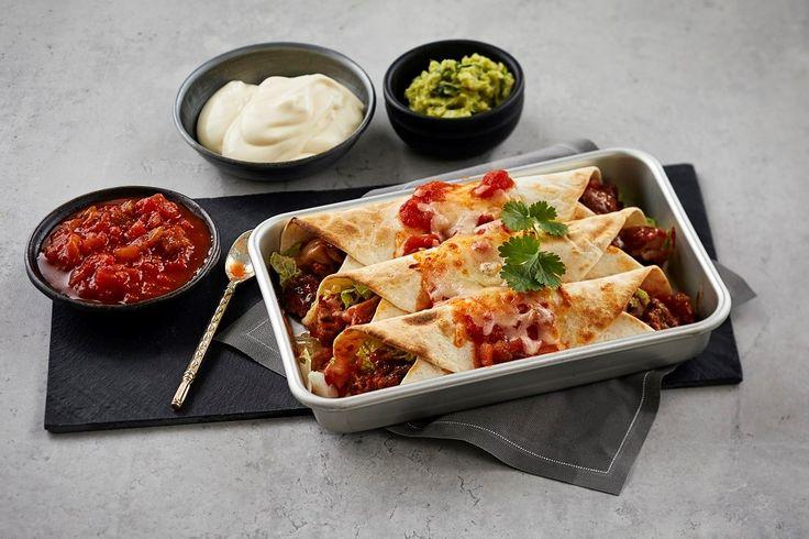 Härkis® Enchiladat | Versofood