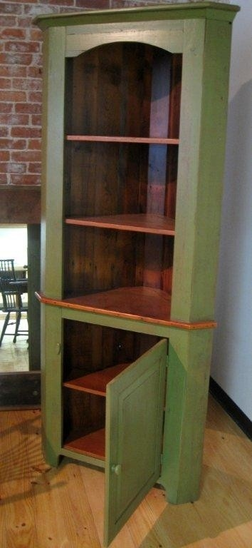 1000 Images About Corner Cabinets On Pinterest Rustic Style Corner Hutch And Teal Paint
