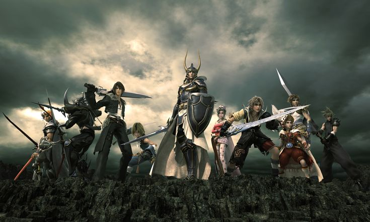 Warriors of Light - The Final Fantasy Wiki - 10 years of having ...