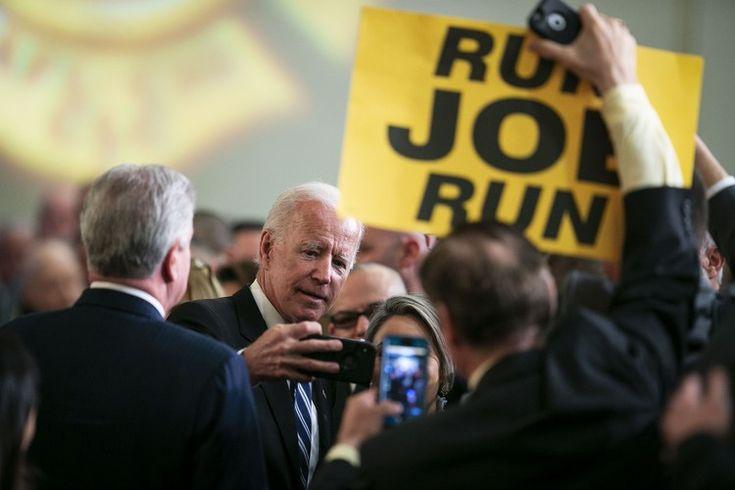 """""""He's a Good Guy"""": Biden Tap-Dances Around His Beto Problem — Vanity Fair"""