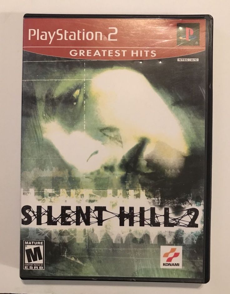 Silent Hill 2 Greatest Hits Sony PlayStation 2 PS2 COMPLETE 83717200505 | eBay