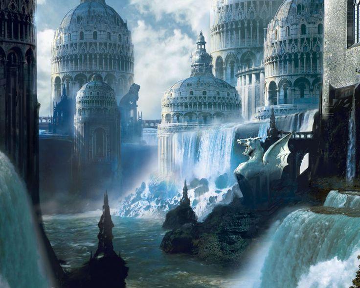 paysage fantastique | paysage fantastique