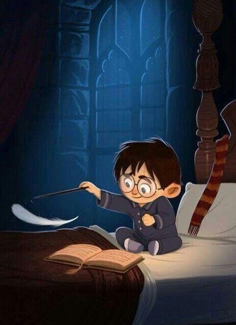 Past Harry's Bedtime by jdelgado.deviantart.com on @DeviantArt