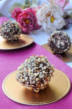 Tartufini con savoiardi e cioccolato veloci vickyart arte in cucina