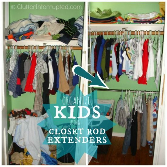 Closet Rod Extender 7 Best Closets Images On Pinterest  Future House Bedroom Cupboards