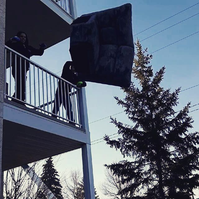 And now for Sunshine Junk Removal's first installment of HEAVE!  Don't tell anyone but we would probably do this bit for free :) . . . . . #junk#industrial#cleaning#clutter#garbage#yeg#yegdt#debris#trash#salvage#waste#rubbish#gettingridofit#recycle#garbageart#gotjunk#junkremoval#clutterfree#yeglocal#springcleaning#junkremovalservice#lovemywork#loveourjob#edmonton #dump