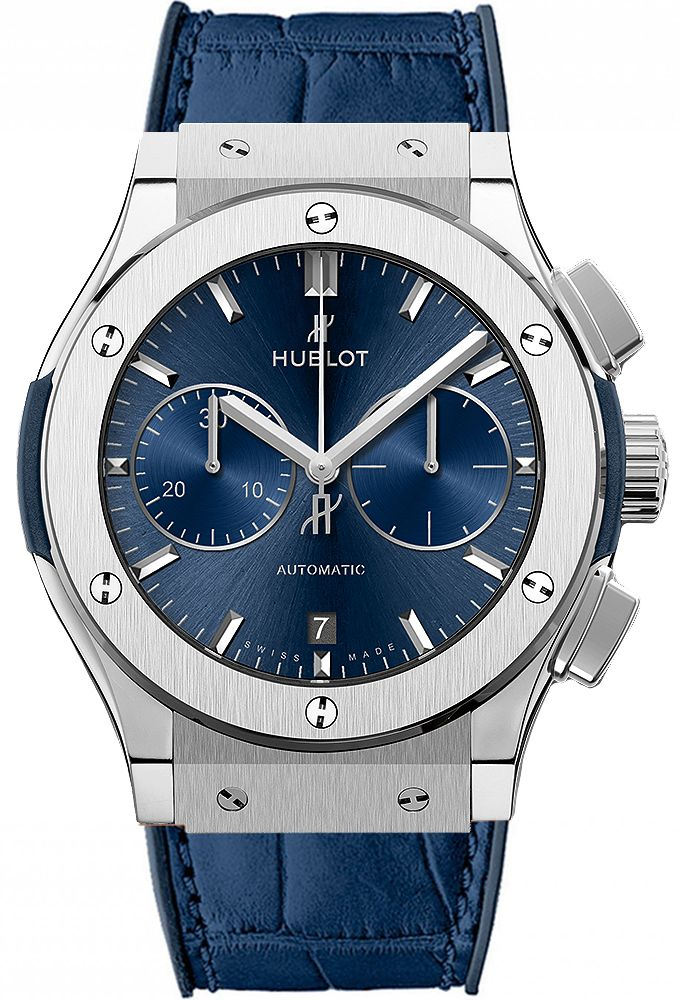 521.nx.7170.lr Hublot Classic Fusion Chronograph 45mm Mens Watch