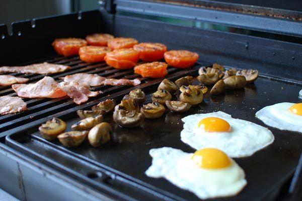 Traditional Aussie Breakfast
