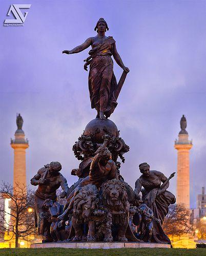 Le Triomphe de la République by A.G. Photographe, via Flickr