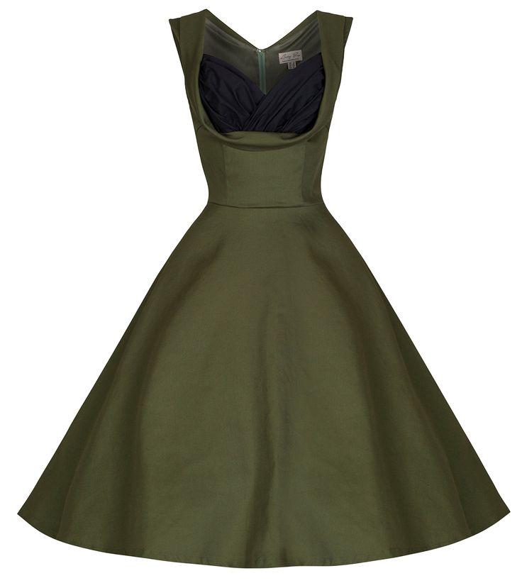 Lindy bop 39 ophelia 39 vintage 1950 39 s prom swing dress 4xl for Lindy bop wedding dress