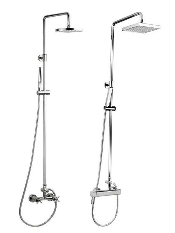 Stainless Steel Freestanding Outdoor Shower Outdoor Shower Shower Systems Shower