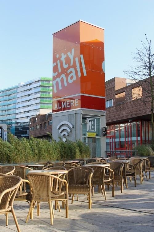 Winkelcentrum Citymall Almere