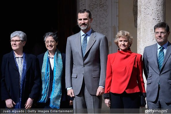 King Felipe attends 6th Human Rights Awards