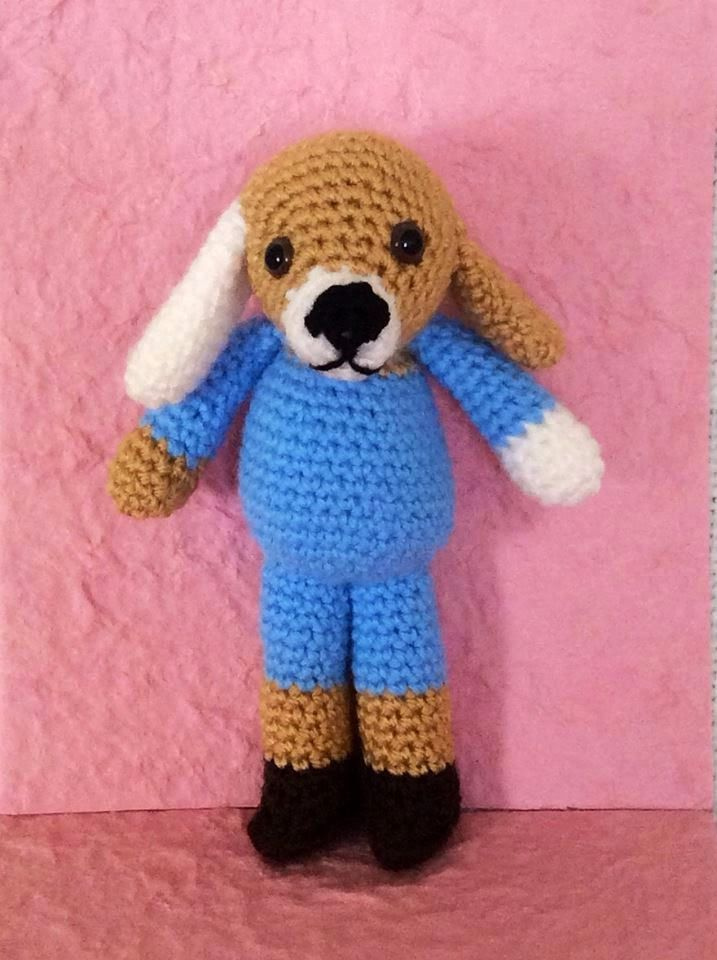 Tinkerbell Amigurumi Free Pattern : 105 best images about dogs on Pinterest Free pattern ...