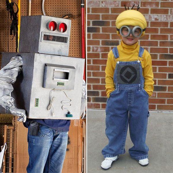 Cute to Creepy: Original Costume Ideas